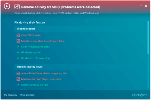 Kaspersky Free for Windows
