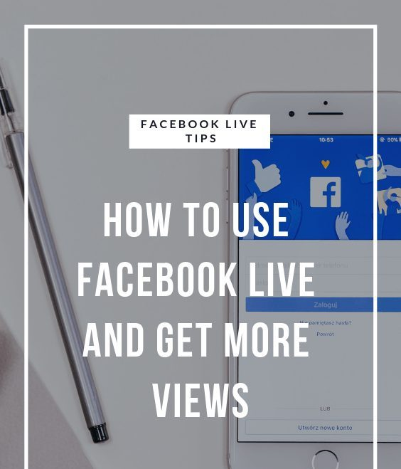 get more views on facebook live