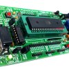 MY TechnoCare 8051 Microcontroller Board Small Development Board with MAX232 Atmel AT89S52IC MY TechnoCare www.MyTechnoCare.com