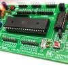 Buy Atmel 8051 Microcontroller Project Low Cost Development Board with MAX232 & AT89S52 IC Support AT89S51,AT89S52, P89V51RD2, etc 40 Pin DIP 8051 IC | Full development KIT