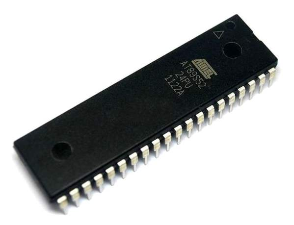 Buy Low Price AT89s52 Microcontroller & Learn as per 8051 Datasheet Architecture Pin Diagram Interface Programming of Sensor,LCD,RTC,UART Port,Timer Project ATmel AT89S52 Microcontroller DIP IC For Development Board Programmer 40 Pin Out Diagram low cost India MyTechnoCare.com