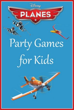 Planes Party Games For Kids My Kids Guide