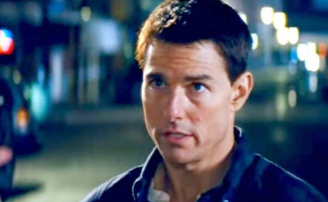 Would The Movie Jack Reacher Been Greenlit Without Tom Cruise