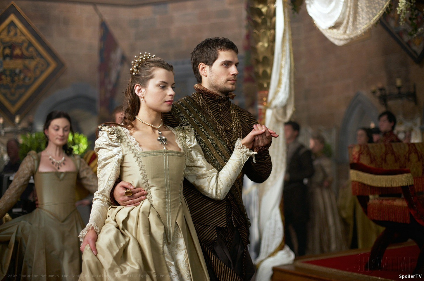 5 TV Shows Like The Tudors for History Fans  My Teen Guide