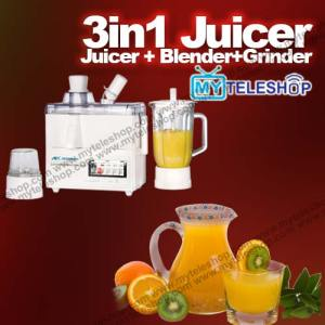 National Panasonic Juicer Blender