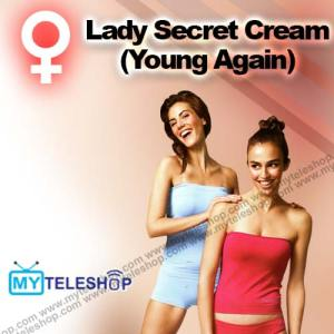 Lady Secret Cream