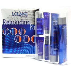 Lolane Rebonding Kit
