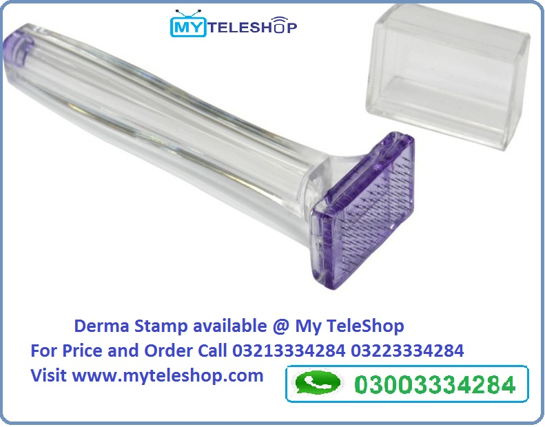 Derma Stamp in Pakistan