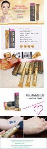 Dermacol Makeup Cover-Price in Pakistan