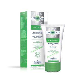 Dermacos Anti Acne Deep Cleansing Gel