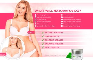 Naturaful Breast Cream Pakistan