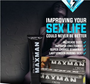 Maxman Cream in Pakistan price