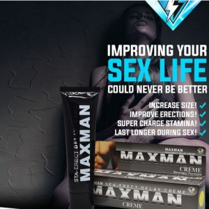Maxman Cream in Pakistan price