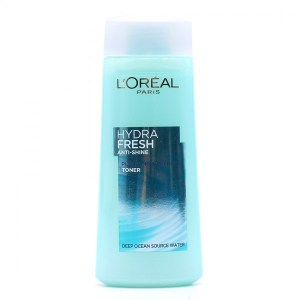 L'oreal Hydrafresh Toner in Pakistan