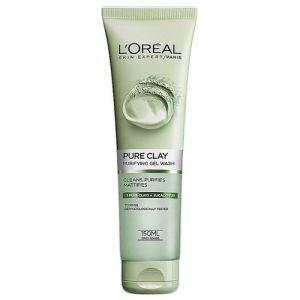 L'oreal Pure Clay Face Wash in Pakistan