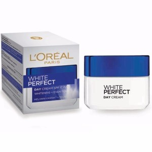 L'oreal White Perfect Day Cream in Pakistan