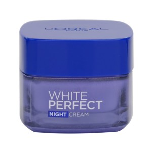 L'oreal White Perfect Night Cream in Pakistan