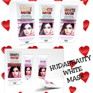 Huda Beauty White Mask in Pakistan