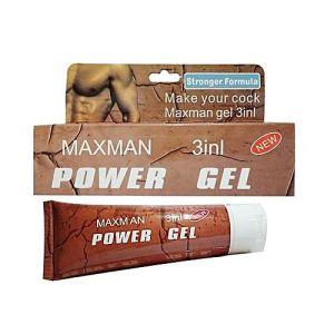 Maxman Power Gel in Pakistan