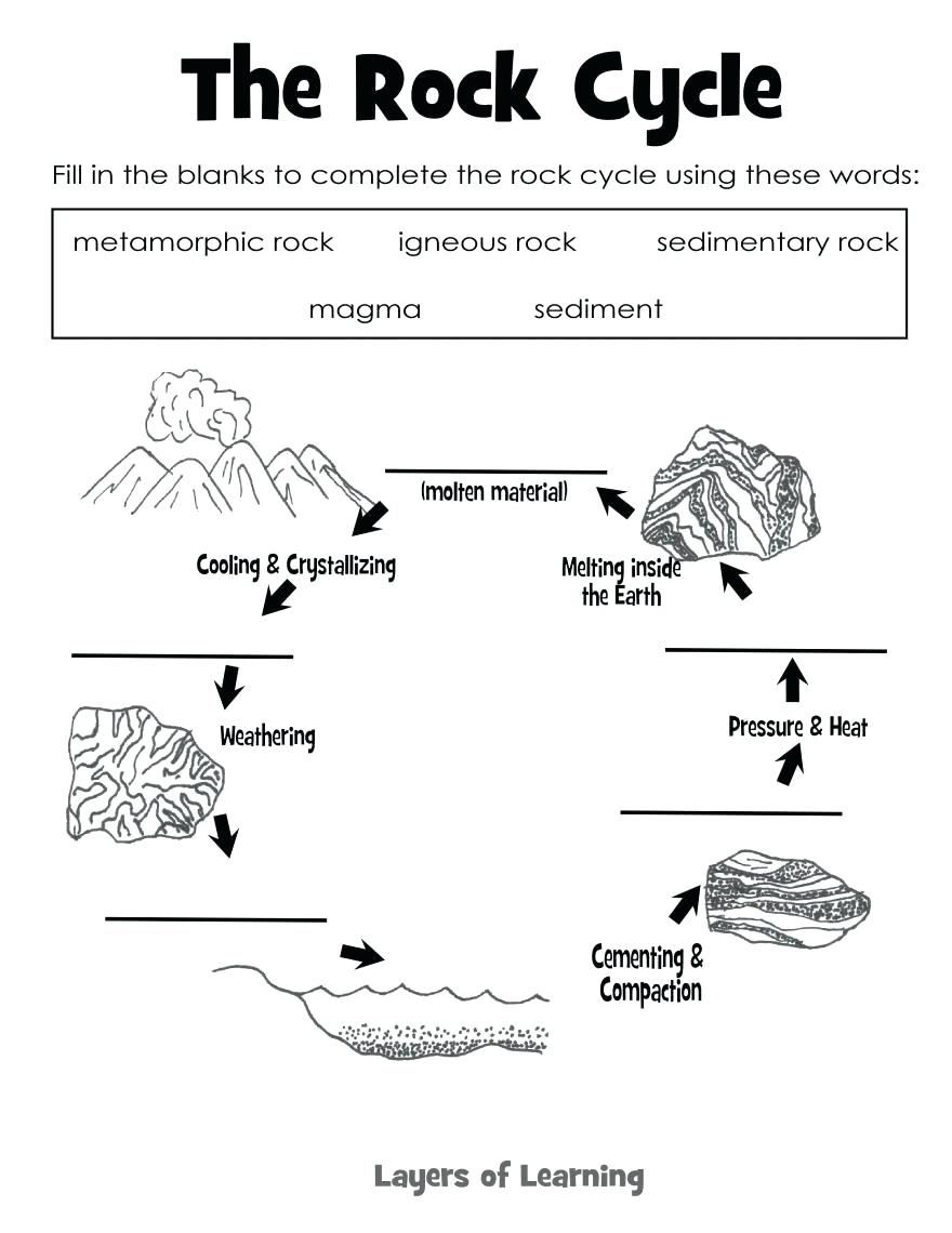 7 5th Grade Science Worksheets - Free Templates [ 1140 x 880 Pixel ]