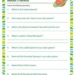 5th Grade Science Worksheets Of 5th Grade Science Worksheets