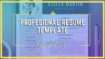 10+ Profesional Resume Template For All Job Free - Word, PDF