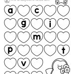 Alphabet Worksheets Activities Of Valentine S Day Math & Literacy Worksheets & Activities No Prep Write the Missing Letters to Plete the Alphabet Sequence