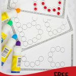 Alphabet Worksheets Free toddler Preschool Of Free Alphabet Worksheets these Simple Abc Worksheets are A Great Printable to Help Children Practice their Letters Using Do A Dot Markers Perfect Free Printable for toddler Preschool and Kindergarten