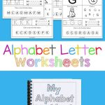 Alphabet Worksheets Fun Of Printable Alphabet Worksheets to Turn Into A Workbook