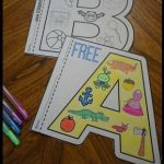 Alphabet Worksheets Kindergarten Of Free Alphabet Coloring Pages This are Such Fun to Color Alphabet Worksheets that Help Kids Not Only Learn their Letters but the sounds they Make You Can Use them with A Letter Of the Week Curriculum as Anchor Charte Summer Learning Alphabet Posters or Pile Into A Fun to Read Alphabet Book for Preschool Prek or Kindergarten Alphabet Kindergarten Preschool