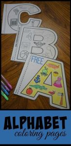 Alphabet Worksheets Learning Of Free Alphabet Coloring Pages This are Such Fun to Color Alphabet Worksheets that Help Kids Not Only Learn their Letters but the sounds they Make You Can Use them with A Letter Of the Week Curriculum as Anchor Charte Summer Learning Alphabet Posters or Pile Into A Fun to Read Alphabet Book for Preschool Prek or Kindergarten Alphabet Kindergarten Preschool