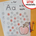 """Alphabet Worksheets Lowercase Of Free """"find the Letter"""" Alphabet Worksheets the Measured Mom"""