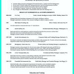 Construction Manager Resume Examples Of