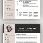 Cover Letter Template Creative Of Resume Design Creative Creative Cv Template Creative Resume Template Free Graphic Design R