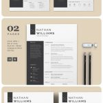 Cover Letter Template Free Microsoft Word Of Resume Cv Nathan