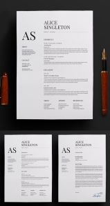 Cover Letter Template Layout Free Resume Of Elegant Resume Cv and Cover Letter