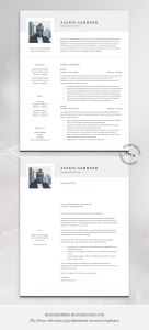 Cover Letter Template No Experience Of Resume and Cover Letter Template with Best Resume and Cover Letter Template Modern Cv Design