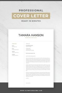 Cover Letter Template Simple Of Write A Cover Letter for A Job Application that Will Make You Stand Out Free Template Included