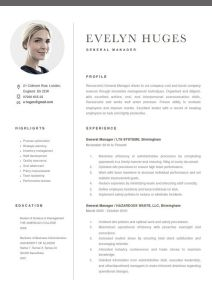 Cover Letter Template Simple Professional Resume Of