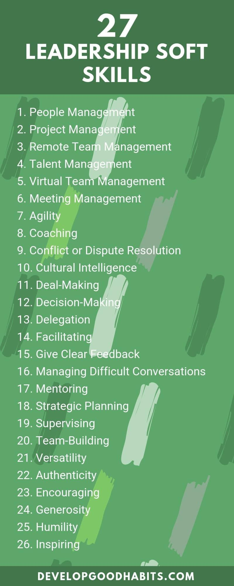135 Soft Skills List to Stand Out on a Resume or Job Application