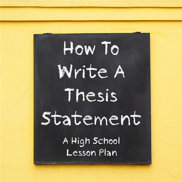 All writers of essays need to know how to write a thesis statement Unfortunately this proves difficult for inexperienced writers so teaching thesis statements should be the first step in teaching students how to write essays This lesson plan on reviews the qualities of a good thesis statement and shares attention grabbing ideas and activities