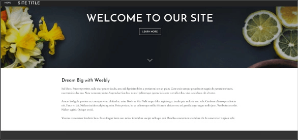 free weebly themes free weebly template download  template weebly