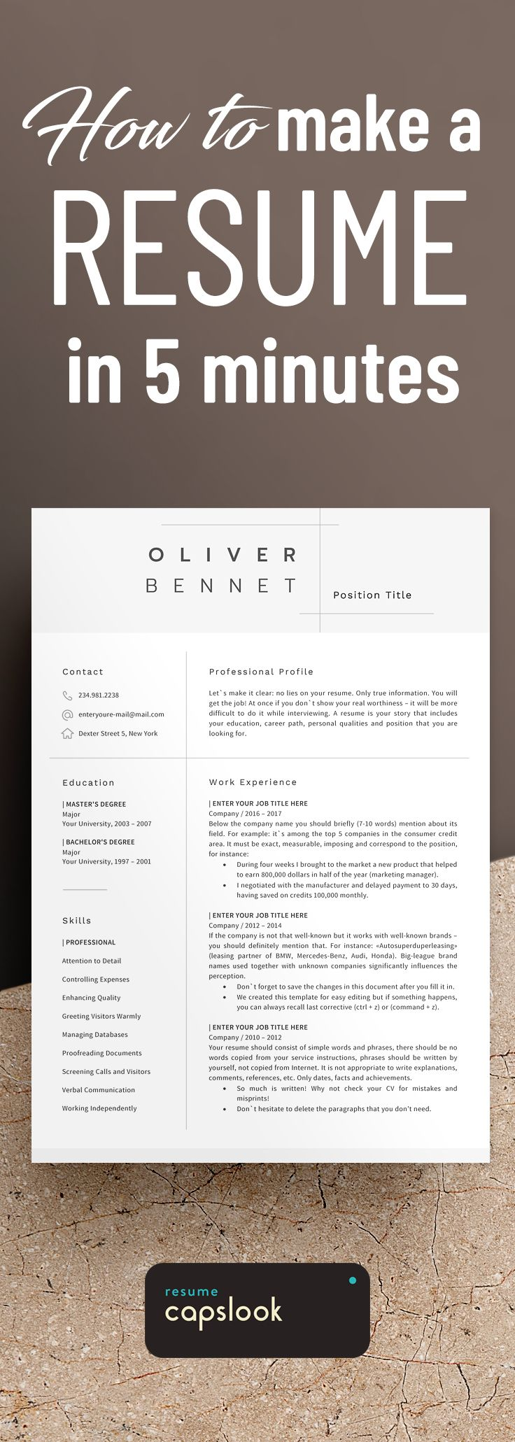 Professional resume template for legal paralegal lawyer attorney Assistant and Secretary Perfect resume for any job Start ting more job interviews 1 2 and 3 pege with cover letter