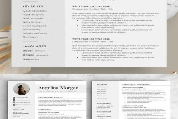 Need Help with Resume Of 12 Professional Ms Word Resume Template for Best Price Resume Template Resume Template with Matchi