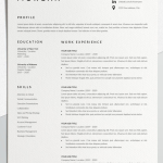 Need Help with Resume Of Etsy Resume Template Work Resume Template Modern Resume Template Perfect Cv Template