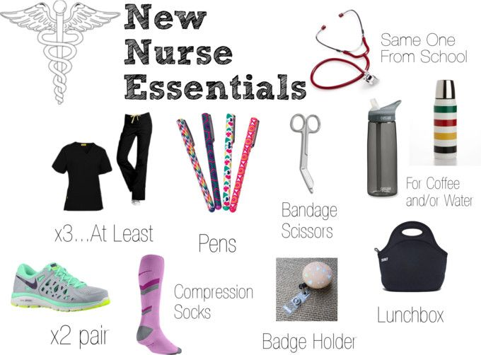 RN Link Up New Nurse Essentials A Dose of Paige