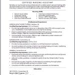 Nursing Skills for Resume Of if You Think Your Cna Resume Could Use some Tlc Check Out This Sample Resume for Ideas On How You Can Demonstrate Your Nursing Skills and Dedication to Quality Care