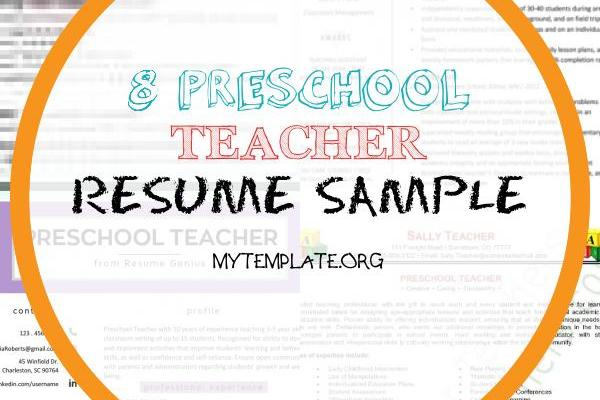 Preschool Teacher Resume Sample Of Examples Of Strengths and Weaknesses List Of Strengths and Weaknesses