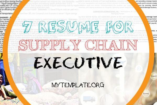 Resume for Supply Chain Executive Of Director Operations Resume New Vice President Vp or Director Operations Supply Chain Logistics Resume Sample
