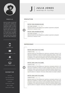 Resume Template Downloadable Of Professional Resume Template & Cover Letter Icon Set for Microsoft Word 4 Page Pack Professional Cv Instant Download